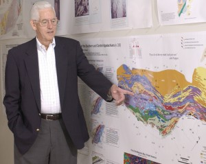 RDH w/ tectonic map of southern and central Appalachians